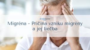 Migréna - Príčina vzniku migrény a jej liečba
